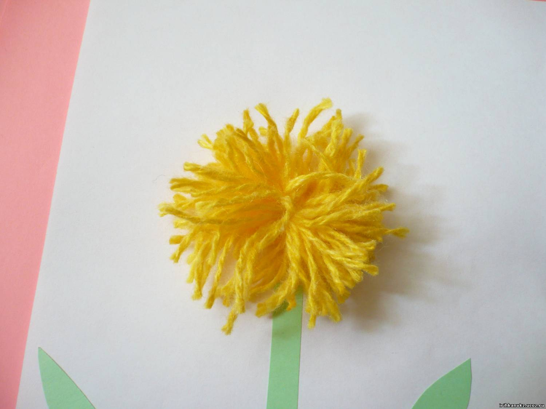 Осенние цветы из цветной бумаги своими руками пошаговое фото